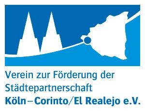 Logo Städtepartnerschaftsverein Köln-Corinto/El Realejo e. V.