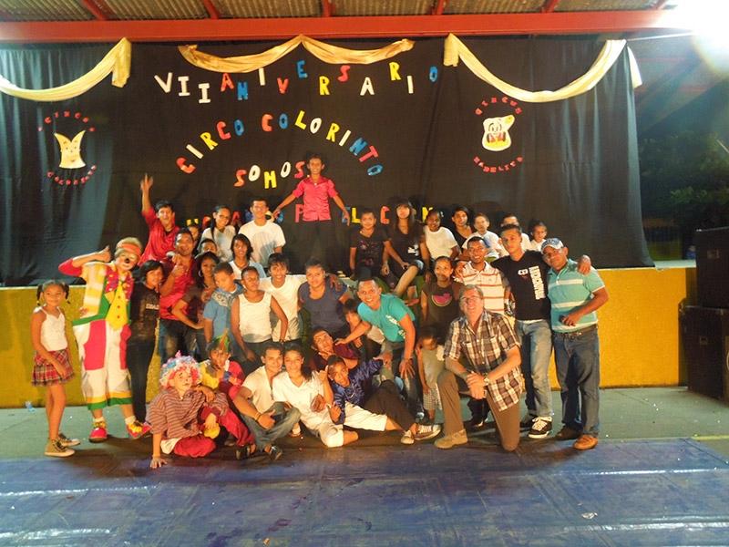 Finale-beim-Circus-Colorinto-in-Nicaragua-2012